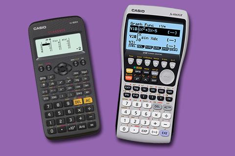 Kalkulatorer Listebilde
