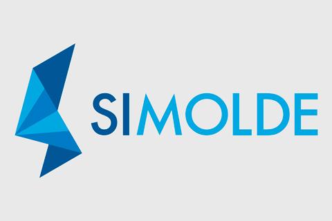 Si Molde Logo Med Grå Bakgrunn Liste