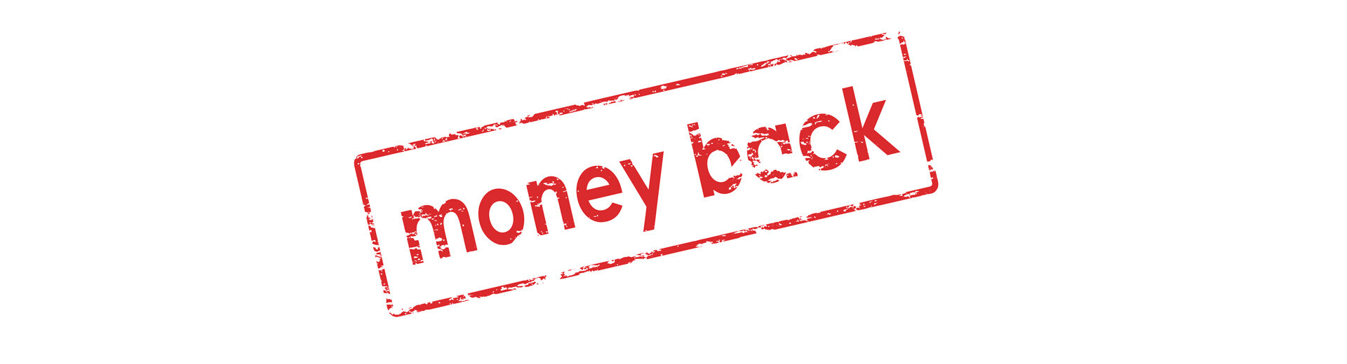Money Back Banner