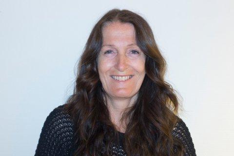 Blåbærtua Anne Karin Vikhagen