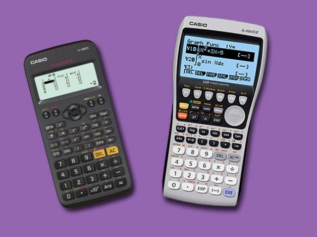 Kalkulatorer Banner
