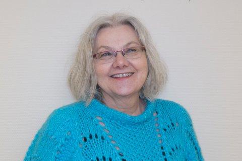 Røsslyng Ragnhild Harr Foss
