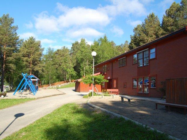Barnhagen uteområde